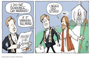 NPR gay marriage cartoon